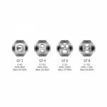 Din categoria rezistente de rezerva - rezerva Vaporesso NRG GT8 Core 0.15