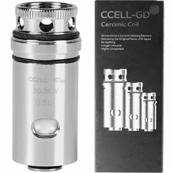 Vaporesso GD CCELL Coil 0.5ohm
