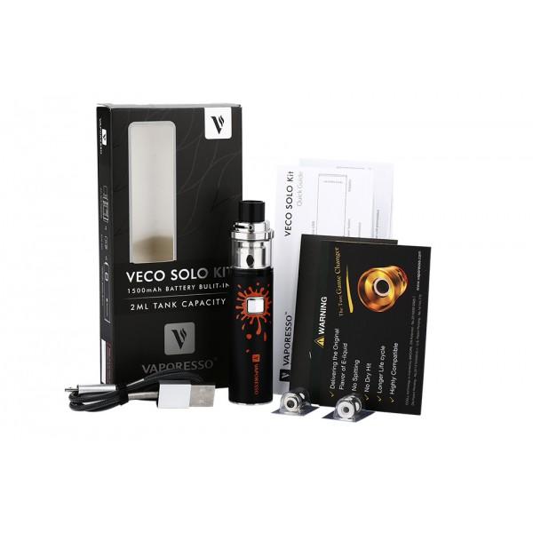 Din categoria moduri electronice - Vaporesso Veco Solo Kit