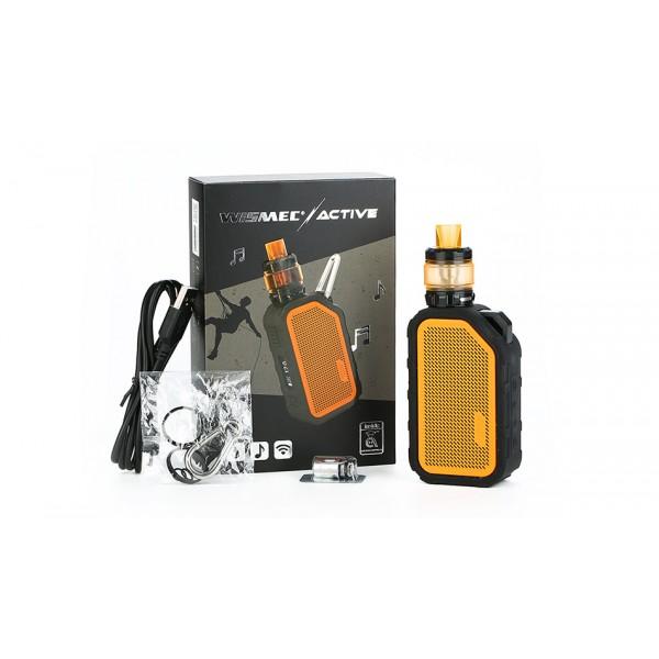 Din categoria moduri electronice - WISMEC Active Bluetooth Music TC Kit with Amor NS Plus 2100mAh